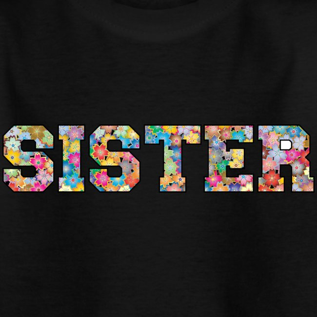Sister Schwester beste Freundin Geschenkidee