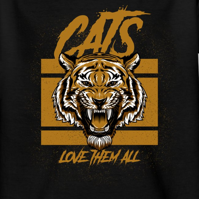 Cats, love them all