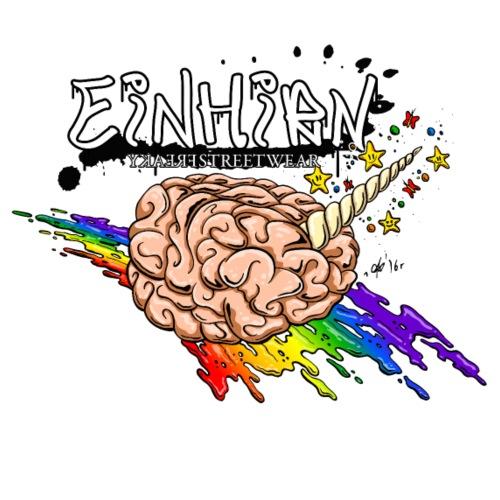 Einhirn - Teenager T-Shirt