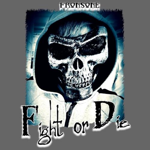Tête de mort FrOnsoNe 001 - T-shirt Ado