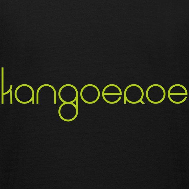 Green Kangoeroe design