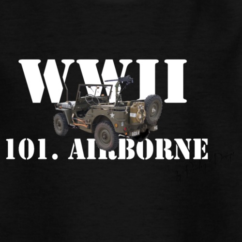 101 airborne png - Teenager-T-shirt