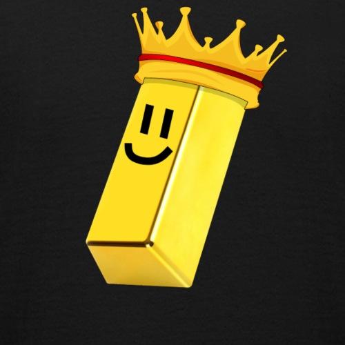 guldleo21 - Kungakrona - T-shirt tonåring