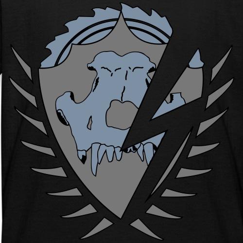 Electro-Wolf (Vektor) - Teenager T-Shirt