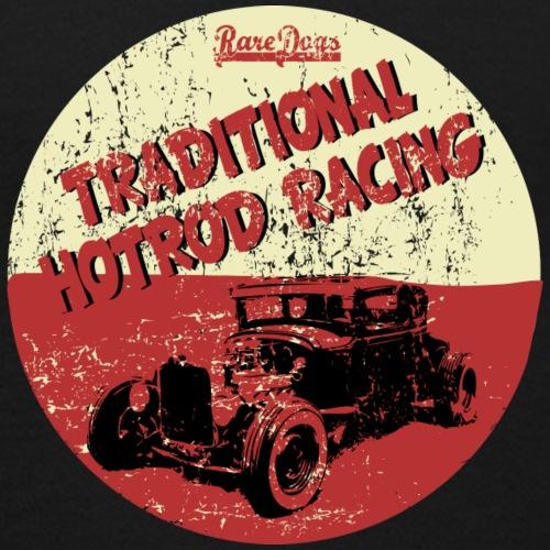 hotrod racing logo - Teenager-T-shirt