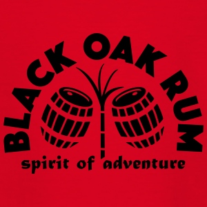 Black Oak Rum - Teenager T-shirt