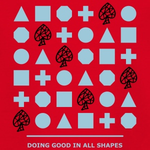 Shapes - Doing Good - Teenager T-Shirt