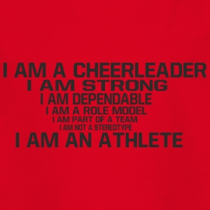 I am a Cheerleader - Teenager T-Shirt