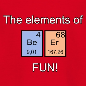 The elements of Fun! - Teenage T-shirt