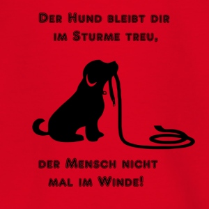 Hund - Teenager T-Shirt