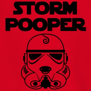 storm Pooper - Teenager T-shirt
