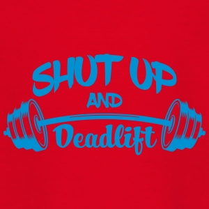 Shut Up And Soulevé - T-shirt Ado