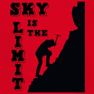 Sky limit - Teenage T-shirt