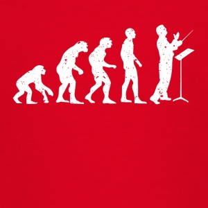 EVOLUTION DIRIGENT! - Teenager T-Shirt