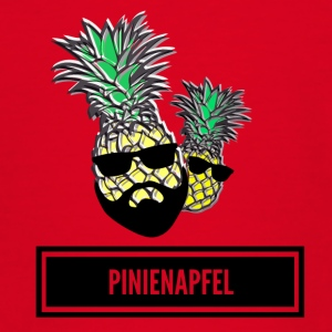 ananas - Teenager-T-shirt