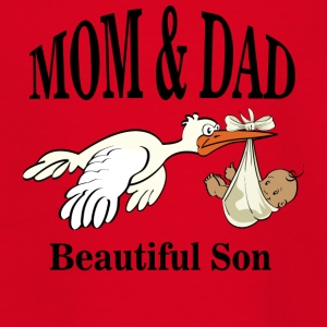 Beautiful Son - Teenage T-shirt