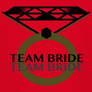 TEAM BRIDE - Teenage T-shirt