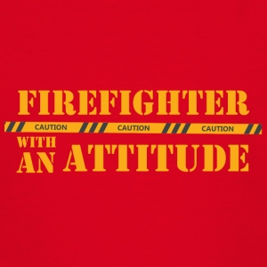 Feuerwehr: Firefighter with an Attitude - Teenager T-Shirt