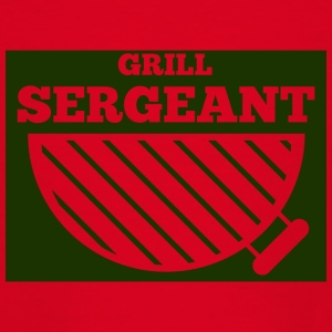 Militair / Soldier: Grill Sergeant - Teenager T-shirt