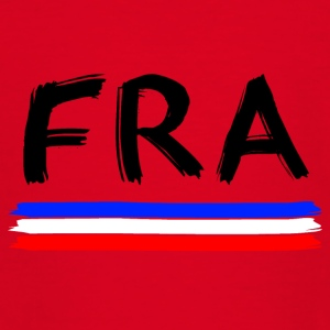 France - Teenage T-shirt