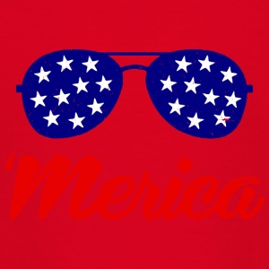 'Merica - Teenager T-Shirt