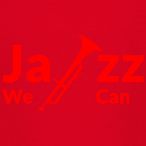 JAZZ WE CAN - red - Teenage T-shirt