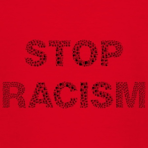 stop racisme - Teenager T-shirt