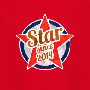 Gift for Stars born in 2014 - Teenage T-shirt