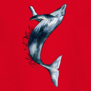 blue Whale - Teenager-T-shirt