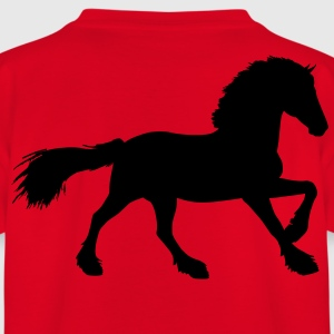 horse - Teenage T-shirt