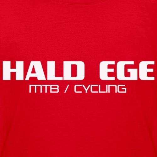Hald Ege MTB / Cycling til børn - Teenager-T-shirt