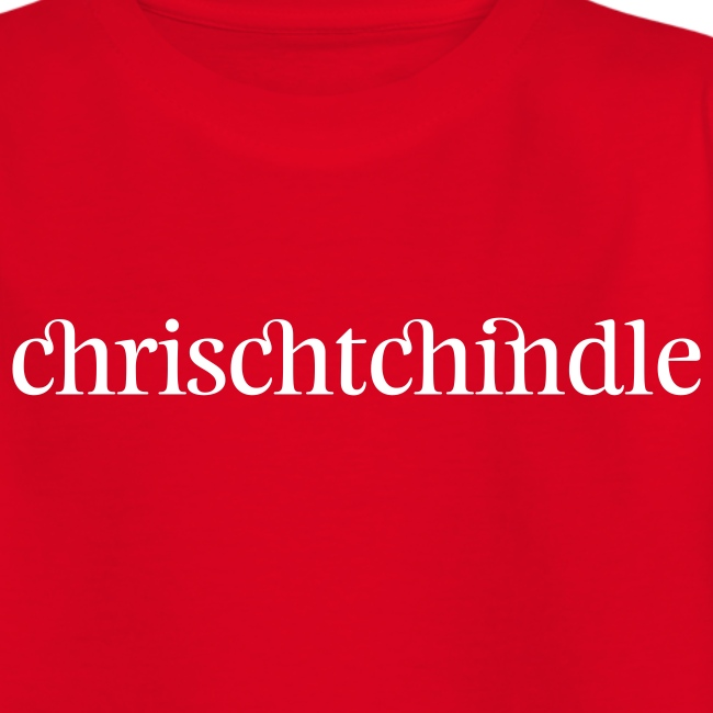 chrischtchindle