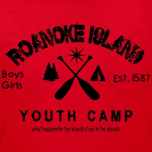 Roanoke-Camp-Schwarz
