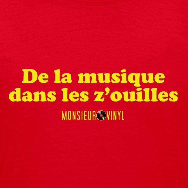 """Collection """"De la musique dans les z'ouilles"""""""