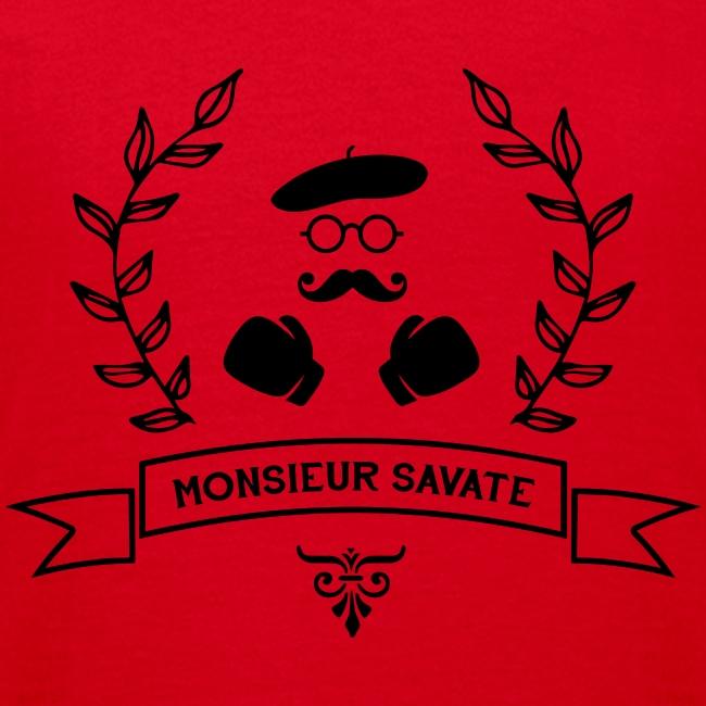 Monsieur Savate logo1