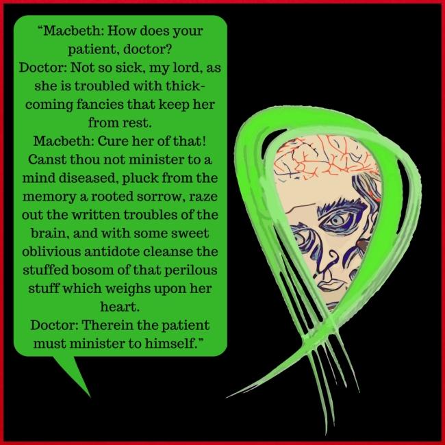 Macbeth Mental health awareness