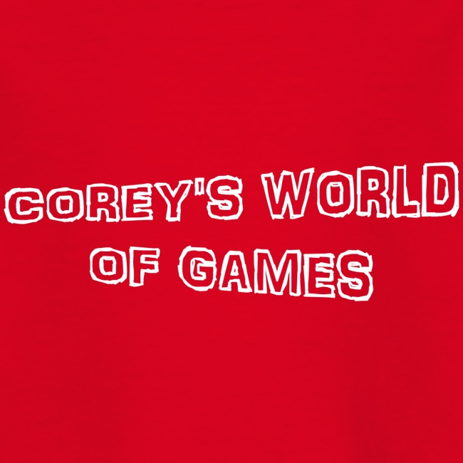 Coreys World Of Games