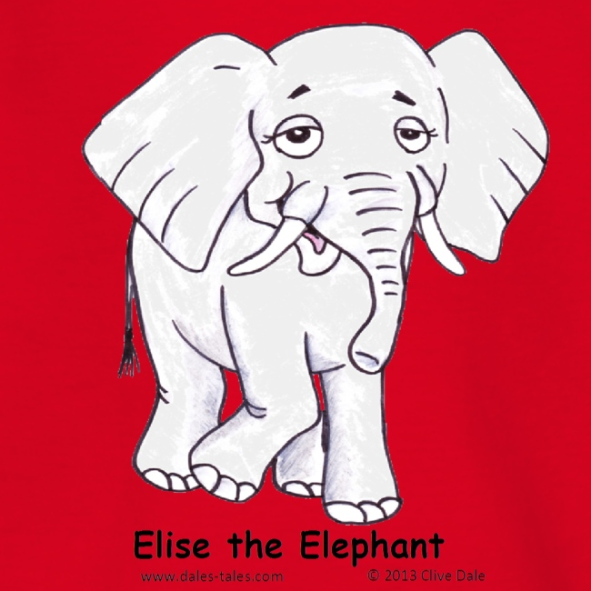 Elise the Elephant Named