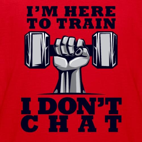 Train Chat - Nuorten t-paita