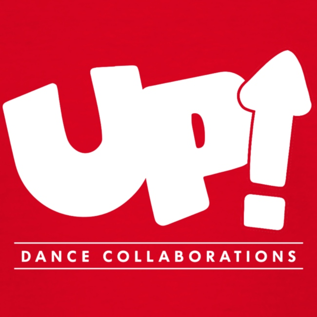 Up Dance White Logo