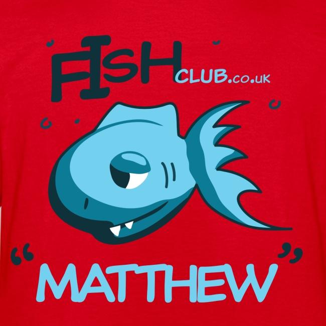 fish club badge
