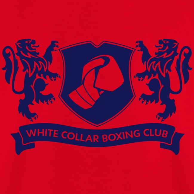 White Collar Boxing Sportsbag