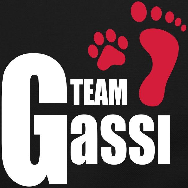 Vorschau: Team Gassi - Umhängetasche