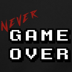 Never game over white - Sac à bandoulière