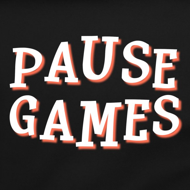Pause Games Text