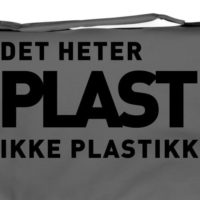 Det heter plast - Det norske plagg