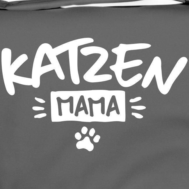 Vorschau: Katzen Mama - Umhängetasche