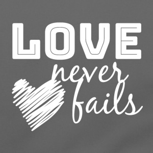 LOVE Never Fails - Shoulder Bag