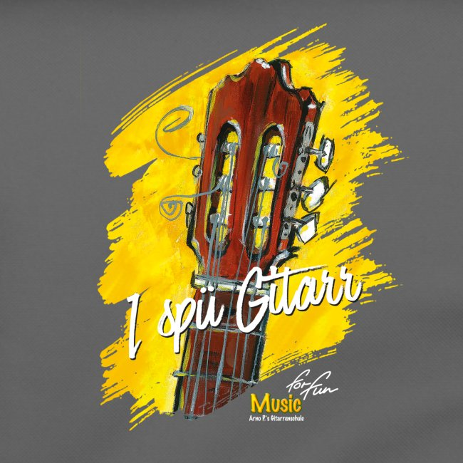 I spü Gitarr - limited edition '19