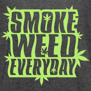 SMOKE_WEED_EVERYDAY - Frauen Tank Top von Bella